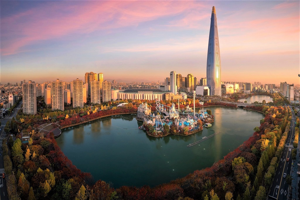 Fairfield by Mariott, Seoul, Korea, Travel