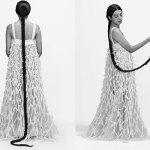 Avant-Garde Fashion Conceptual Wear, Prosthetics