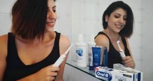 spazzolino elettrico oral-b
