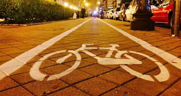 Piste ciclabili a Palermo