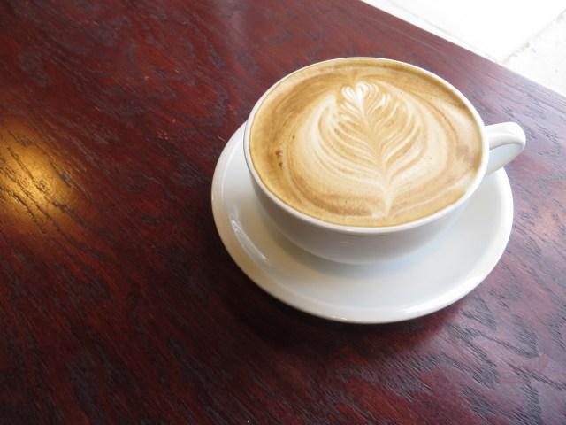 caffe crema latte
