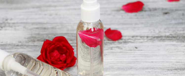 How to Make Your Own Skincare Products: Rose Water and Toner
