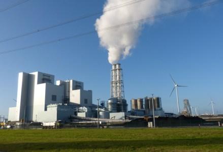 STKW Eemshaven (RWE/Essent).