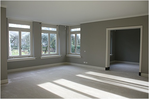 Woonkamer Wit Taupe