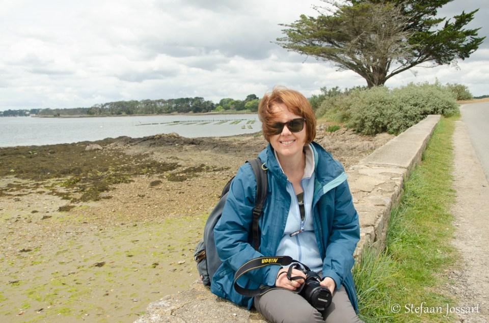 Portret op Île d'Arz
