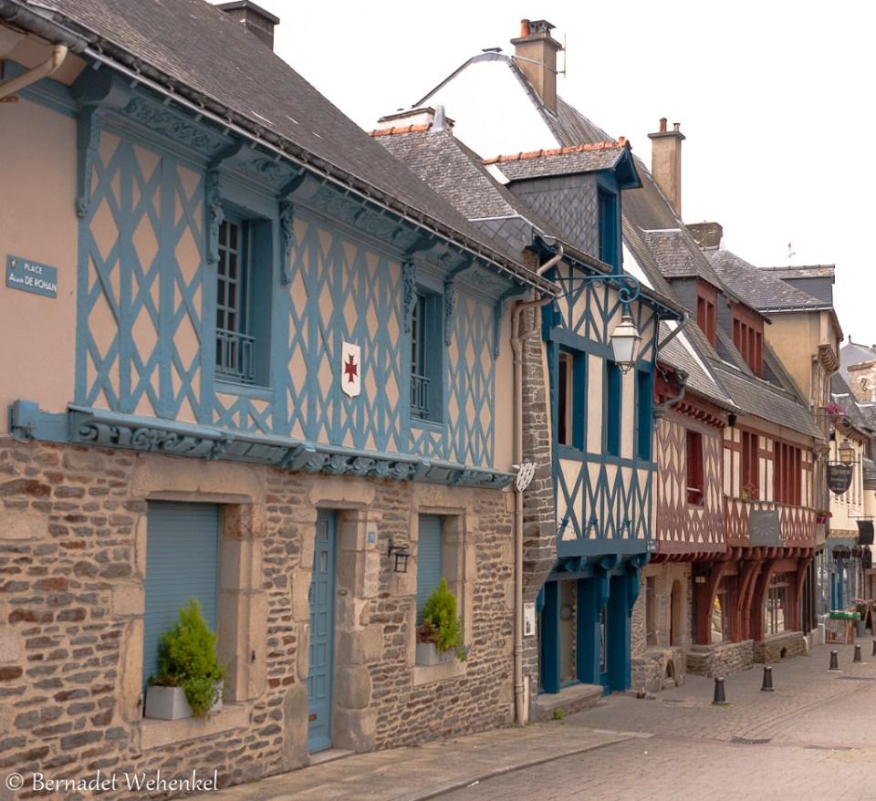 Place Alain-de-Rohan in Josselin
