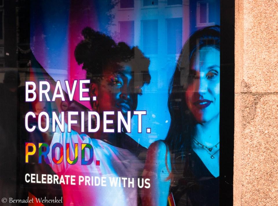 Reclame van Puma - Amsterdam Pride