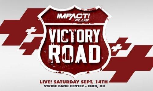 Resultados Impact Victory Road