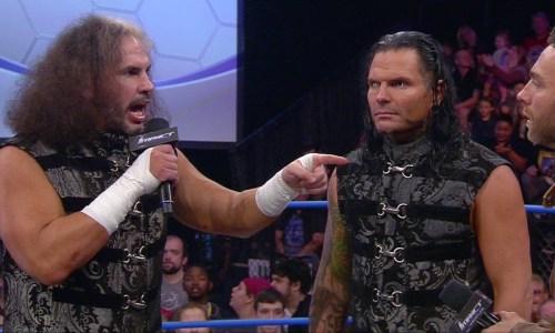 Matt y Jeff Hardy