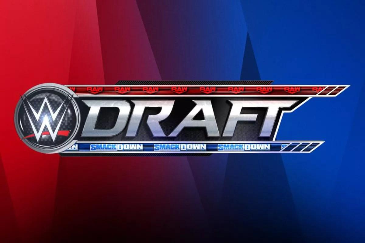 Resultados WWE Draft