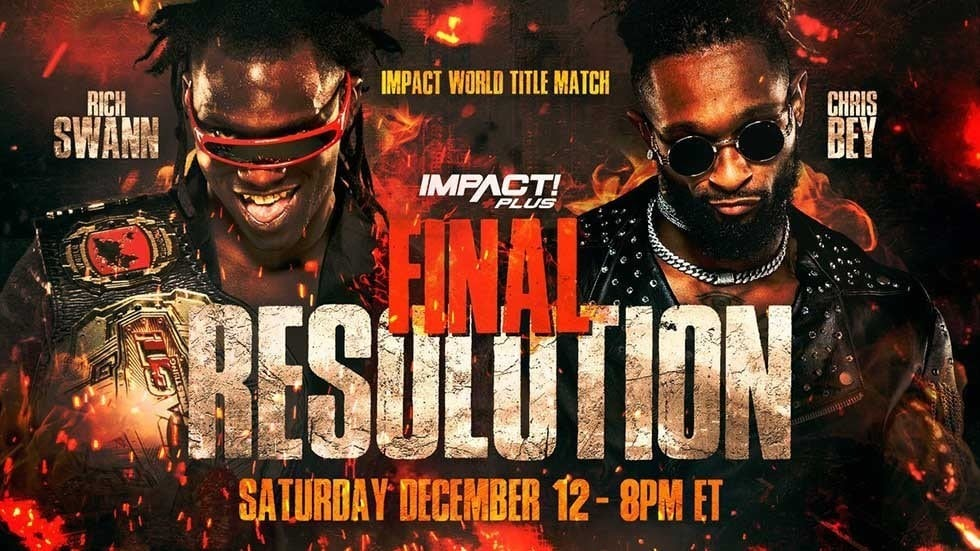 Resultados Impact Wrestling final resolution