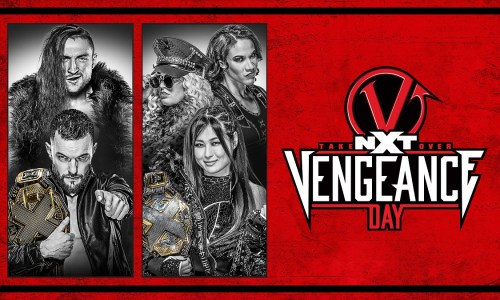 Repeticion NXT TakeOver Vengeance Day