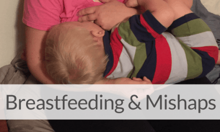 Breastfeeding Mishaps | Lip-Tie, Tongue-Tie, and Biting…Oh, My!