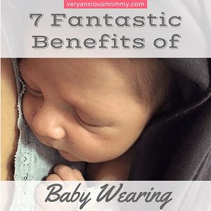"<p style=""text-align: center;""><span style=""color: #ff5e78; font-family: 'comic sans ms', sans-serif;""><strong>7 Fantastic Benefits of Babywearing</strong></span></p>"
