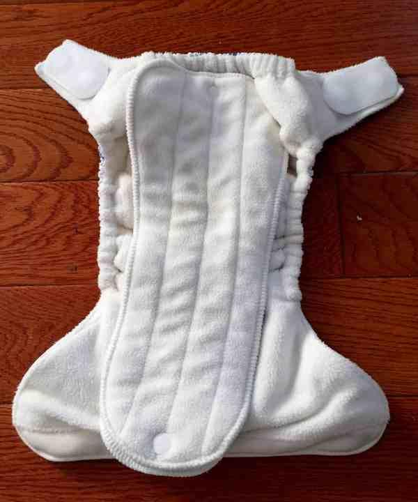 The GroVia O.N.E. Cloth diaper review. The One diaper you will ever need.