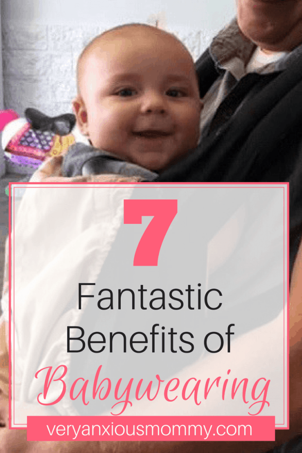 Baby Wearing has so many Wonderful Benefits. Here are my top 7 Reasons for Babywearing.