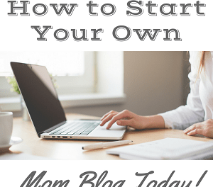 HOW TO EASILY START A SUCCESSFUL BLOG IN MINUTES!