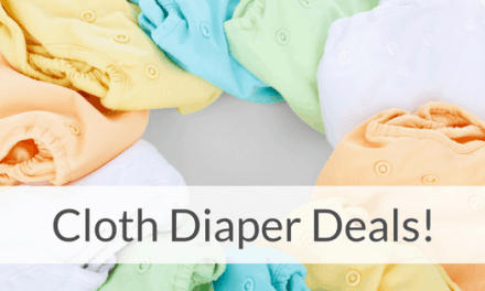 Get the Best Deals on Cloth Diapers that Your Wallet Will Love