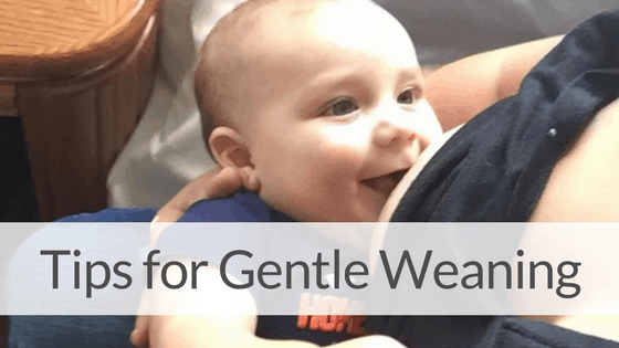 How to Gently Wean Your Breastfed Baby/Toddler