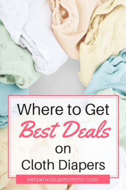 Where to Get the Best Deals on Cloth Diapers