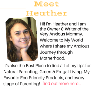 Very Anxious Mommy - Welcome to my blog where I write about Parenting Naturally and Living Frugally