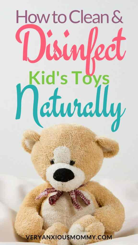 Cleaning kids toys, clean toys without chemicals, natural cleaning, vinegar cleaning, hot water cleaning, soap, all natural, ecofriendly