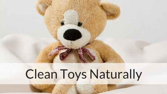 How to Clean and Disinfect Toys the Green Way