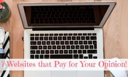 Make Extra Money with Surveys. 7 Websites that Pay for Your Opinion!