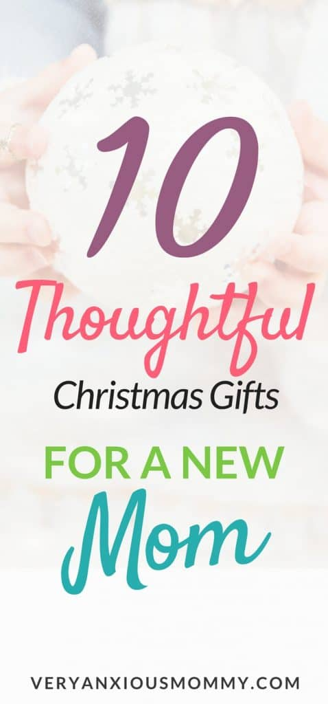 christmas gift ideas | christmas gift ideas for new moms | gift guide| 10 thoughtful christmas gifts for an incredible new mother (1)