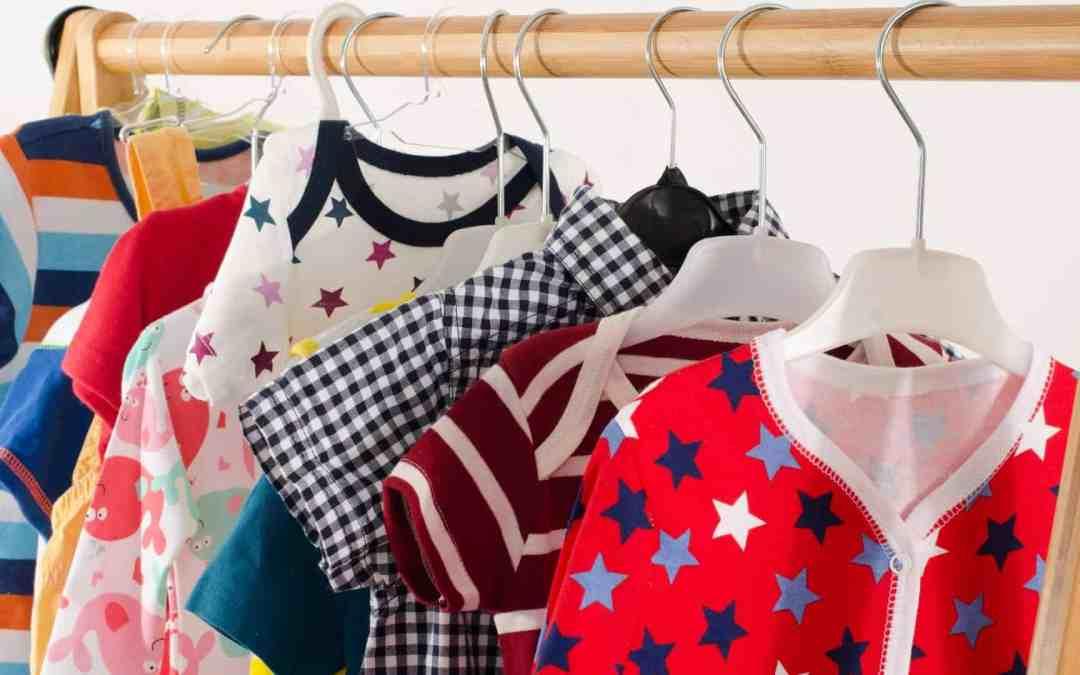 7 Surprising Ways to Save Money on Children's Clothing