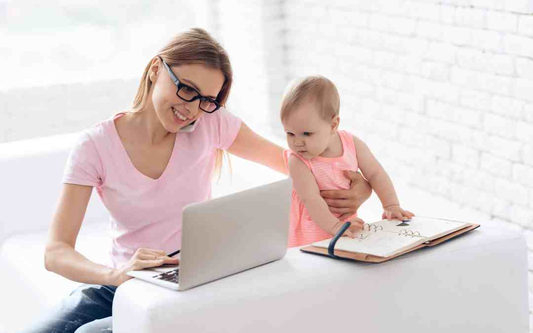 21 Legit Work at Home Jobs for Stay-at-Home Moms