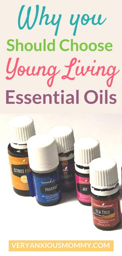 Why Should You Choose Young Living Essential Oils? Young Living Essential Oils. How to use essential oils. Seed to seal promise.