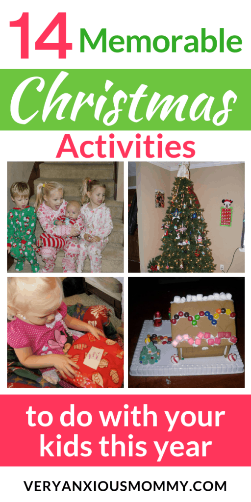 Things To Do On Christmas Eve.14 Super Cute And Memorable Christmas Activities To Do With