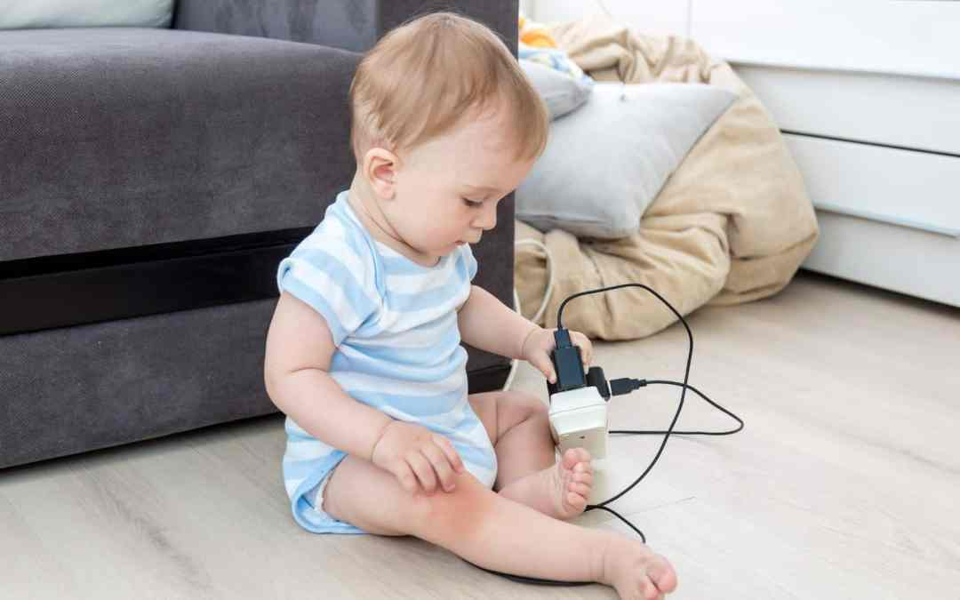 13 Tips for Baby-Proofing Your Home for Your Active Baby