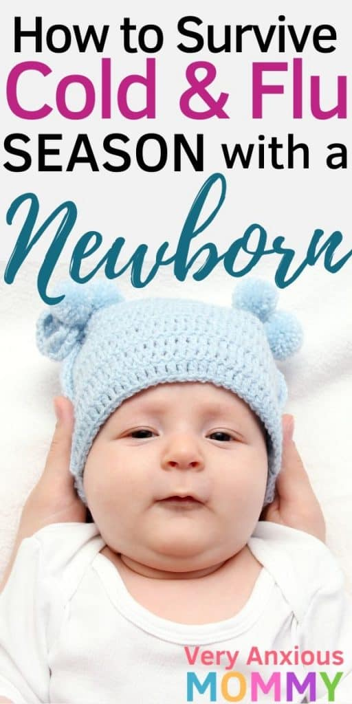 8 Ways to Protect Your Newborn During Cold and Flu Season