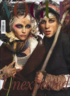 cover Vogue Italia