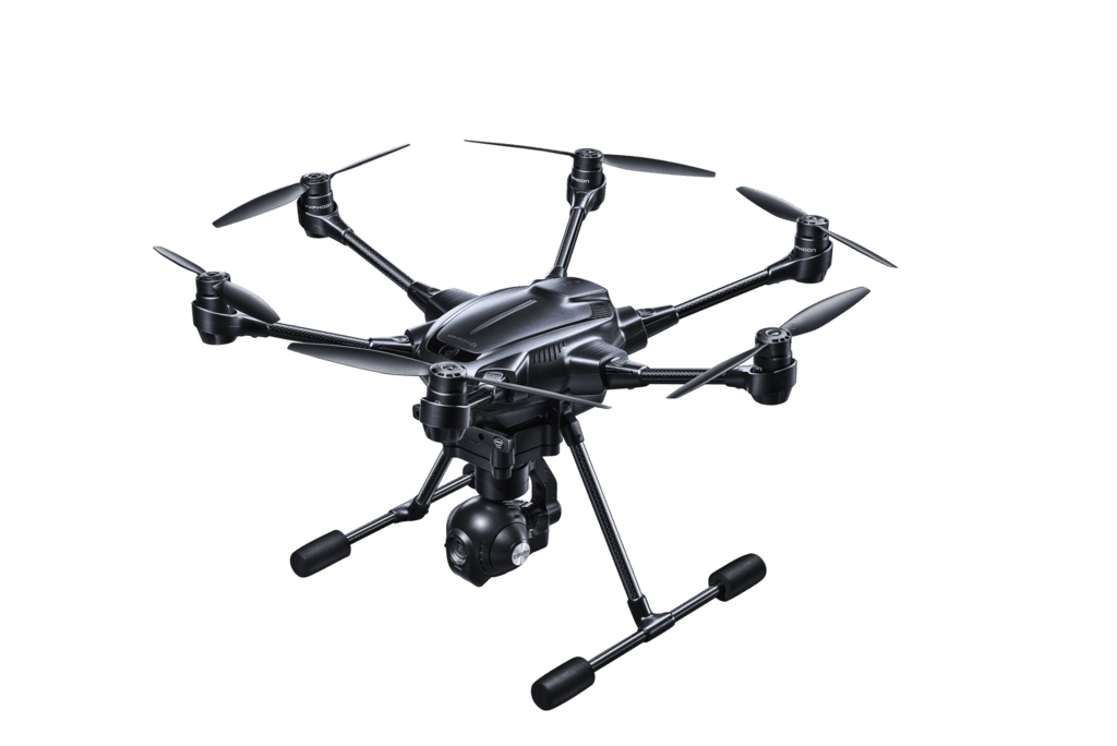 Yuneec Typhoon H Hexacopter 4K Camera Drone with Intel