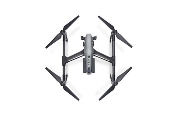 DJI Inspire 2.0 Quadcopter Combo, Includes Zenmuse X5S