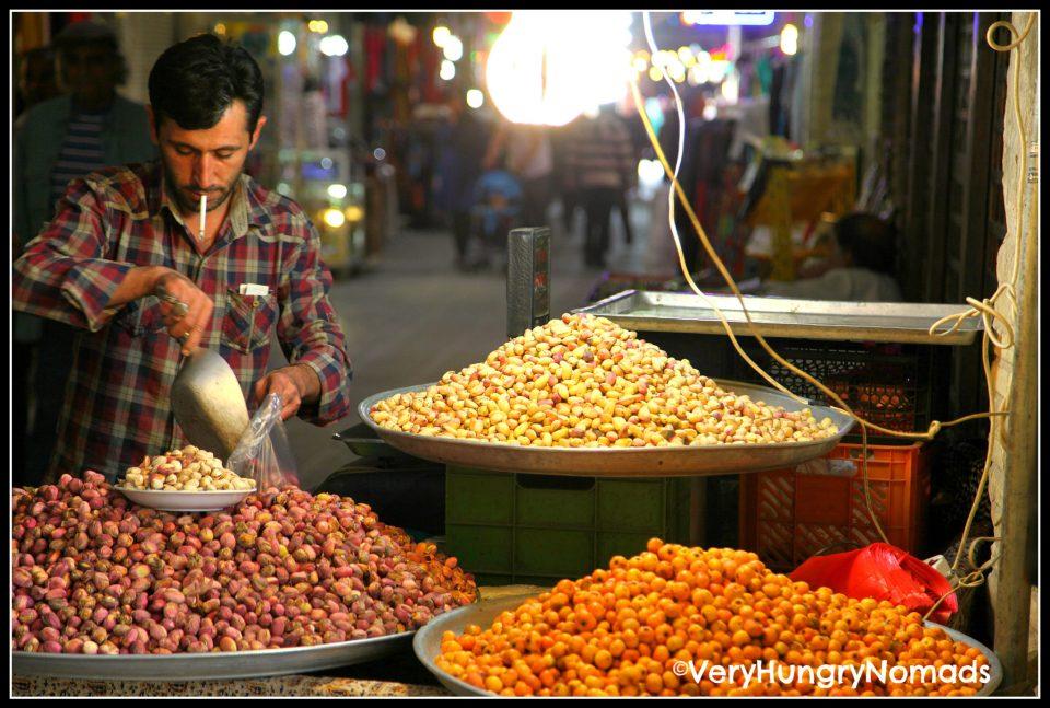 Iran - Shiraz market
