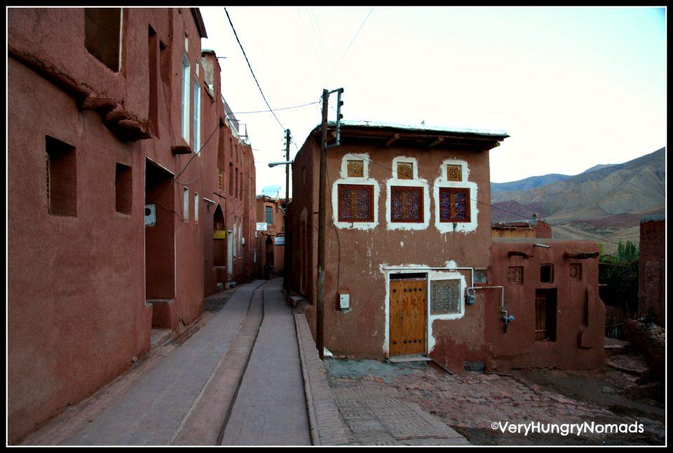 Iran - Village go Abuyeh