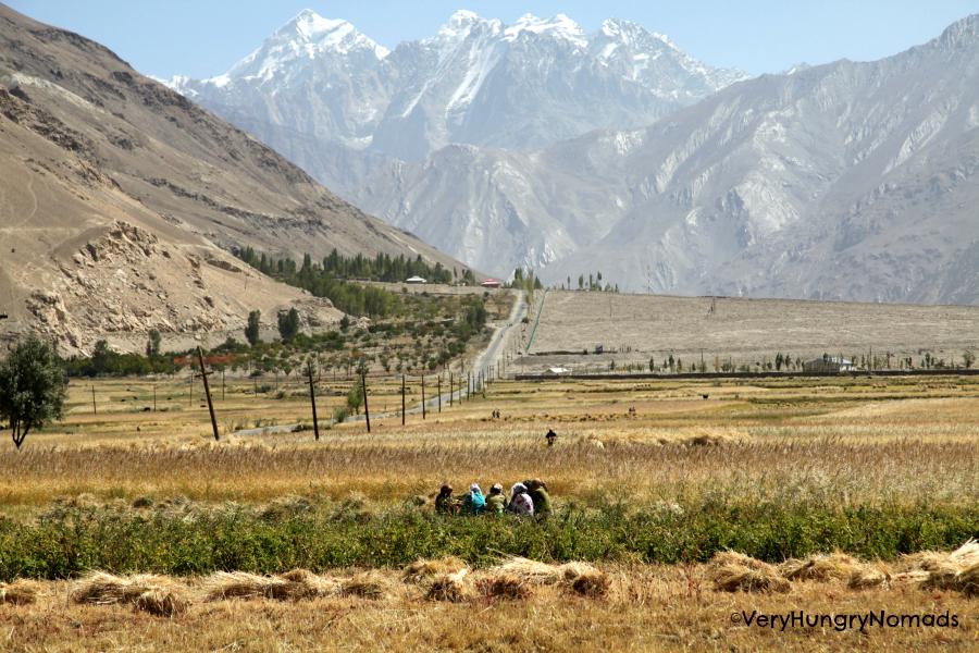 wahkan valley tajikistan