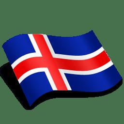 Island Flag Icon