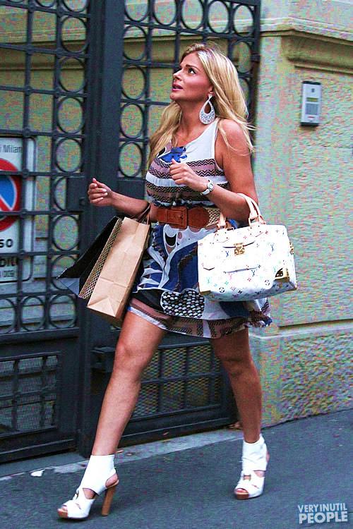 Lex star dei reality Francesca Cipriani ha detto che le piacerebbe ritornare in TV con un