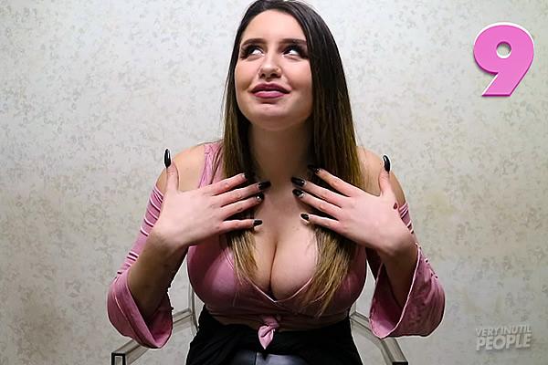 Esmeralda Morichelli dice che  diventata un cigno  VeryInutilPeople