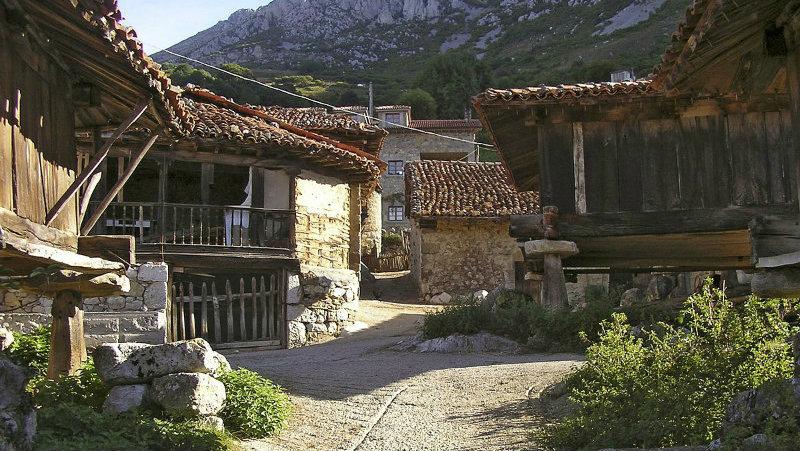 Arquitectura tradicional de Asturias