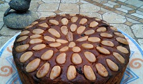 Bizcocho-plumcake