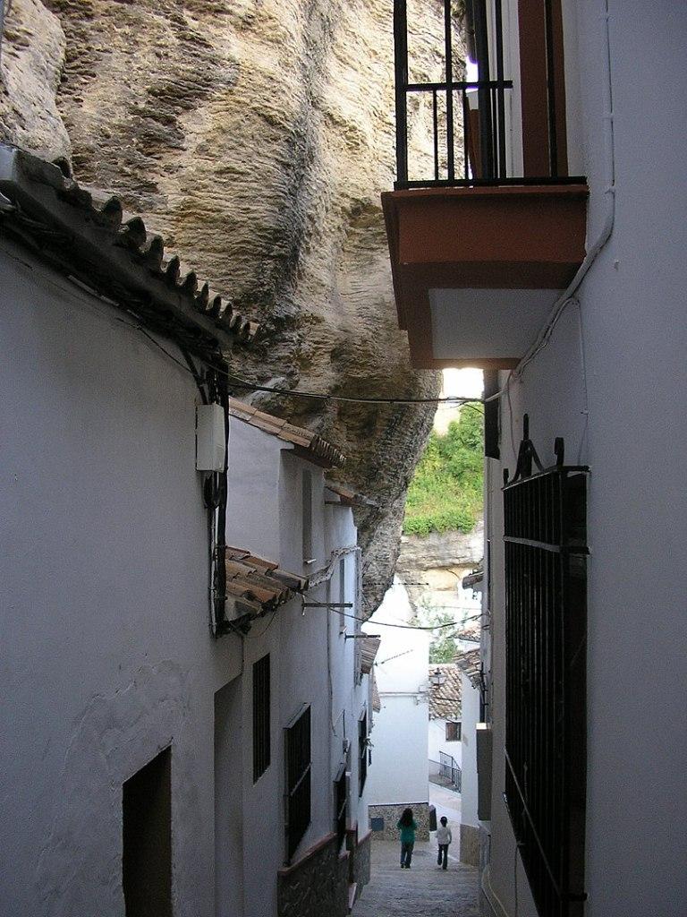 Setenil de las Bodegas (España)