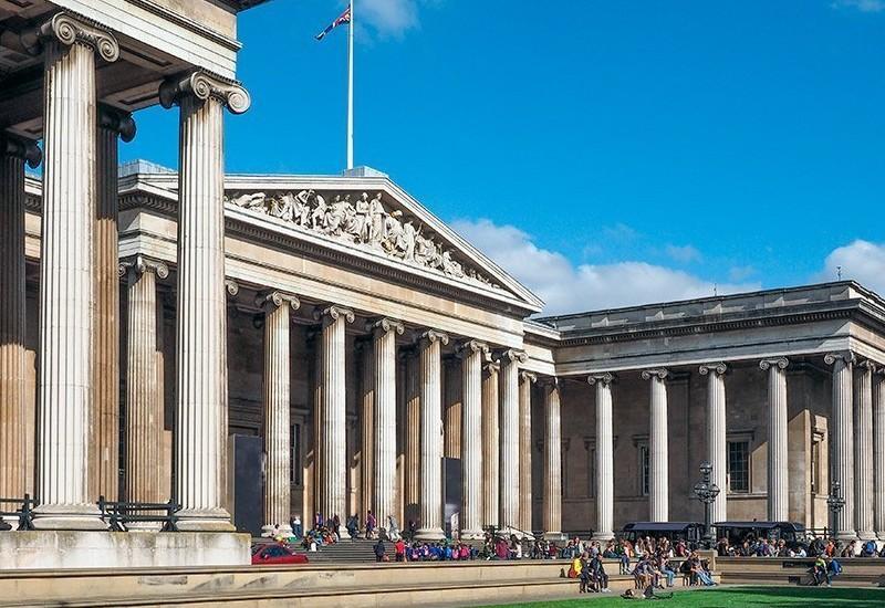 Visitas virtuales a museos: Museo Británico