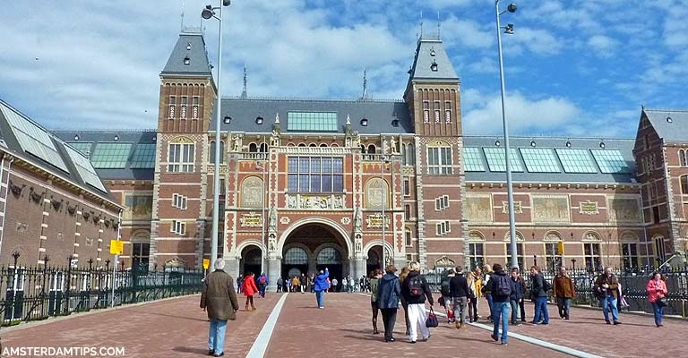 Visitas virtuales a museos: Rijksmuseum