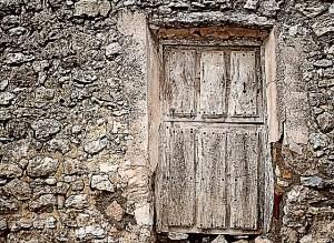 Fantino - puerta de doble postigo